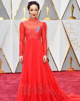 Ruth Negga 2017 Oscars Red Carpet