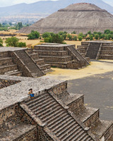 teotihuacan steps mexico