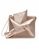 No. 21 Satin Clutch