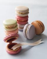 Ceramic Macaron Box Favors