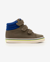 Boden high top ring bearer shoe