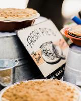 wedding pies britt rene