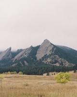 boulder colorado mountain range