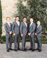 groomsmen saculles photo