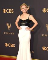 Kate McKinnon Emmys Red Carpet 2017