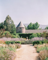 katie mike wedding garden venue