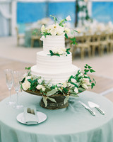 lauren alex wedding cake