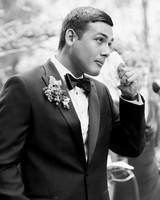 molly josh wedding groom crying