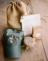 Array of Rustic Favors
