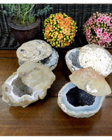 ring boxes geodes
