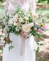 45 spring wedding ideas from real celebrations martha stewart weddings spring ideas flora fauna junglespirit Gallery