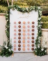 susie joe wedding donuts