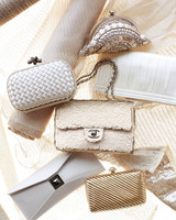 Neutral Wedding Purse Options
