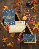 fall invites bold calligraphy