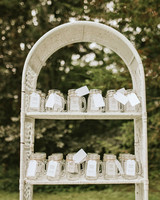 ferbie rob boho wedding favors