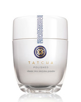 tatcha polished rice classic enzyme powder