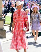Gina Torres royal wedding 2018