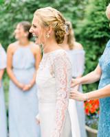 lauren josh wedding bride and bridesmaids