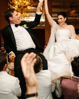 mia patrick wedding couple horah dance