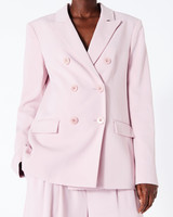 """double breasted suiting """"Steward"""" blazer"""