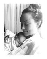 Olivia Wilde and Baby Daisy