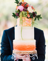 ombre cakes lisa marshall