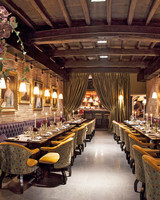 rome dining casa coppelle