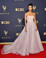 Thandie Newton Emmys Red Carpet 2017