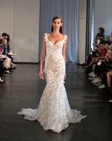 berta fall 2019 spaghetti strap mermaid wedding dress