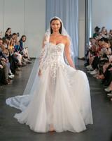 berta fall 2019 strapless ball gown wedding dress