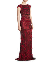 7c95eb010be 24 Burgundy Mother-of-the-Bride Dresses