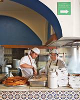 churro making