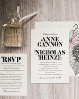 envelope invites megan daas