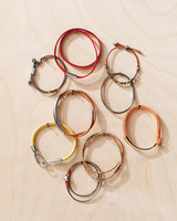 Leather Friendship Bracelets