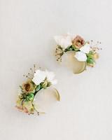 floral bracelets cuffs