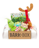 Barkbox Holiday Box, Grinch