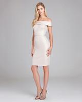 Teri Jon Jacquard Sheath Dress