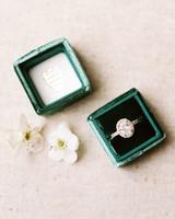 stephanie joe wedding ring and box