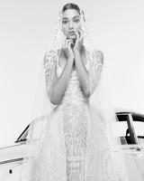 zuhair murad wedding dress spring 2019 spaghetti strap ball gown