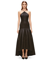 Jill Jill Stuart black wedding dress
