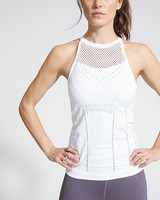 workout top white