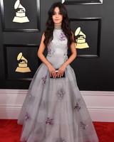 Camila Cabello at 2017 Grammy Awards