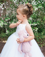 Toddler Flower Girl Tiara