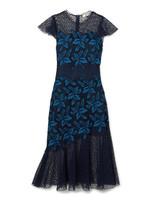 lace bridesmaid dresses sea