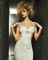 olvi wedding dress spring 2019 peekaboo bodice sheer side panels