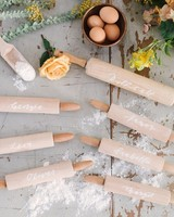 rolling pin place cards