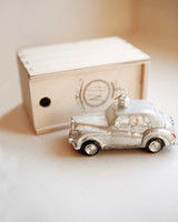 Getaway Car Christmas Ornament Favor