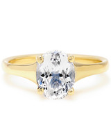 Sholdt Oval Engagement Ring
