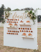 wedding donuts bryan miller