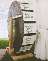 wedding games spinning wheel